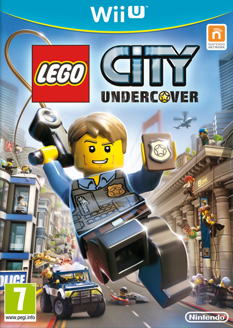 Descargar LEGO City Undercover [MULTI][VENOM] por Torrent